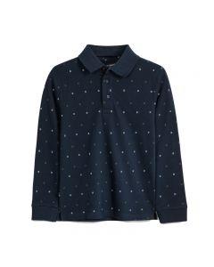 Mayoral μπλούζα polo σταμπωτή 10-07122