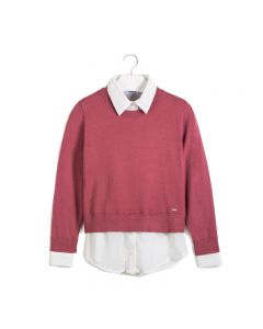 Mayoral μπλούζα ζέρσεϋ σε συνδυασμό 10-07329