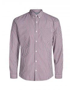 Jack & Jones πουκάμισο καρό μακρυμάνικο 12148950
