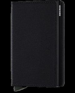 Secrid Slimwallet Crisple Black SC-Black