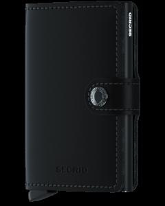 Secrid Miniwallet Matte Black