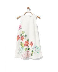 Desigual φόρεμα αμάνικο δαντέλα 20SGVW10